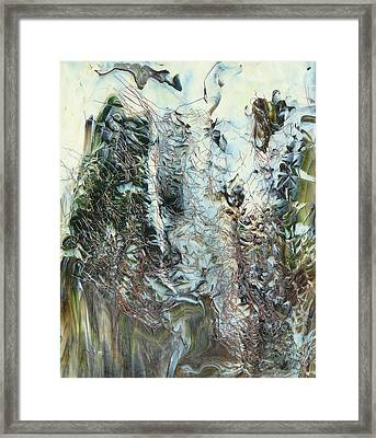 Unrest At Dawn Framed Print by Greg Gierlowski