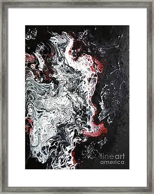Unrest Framed Print