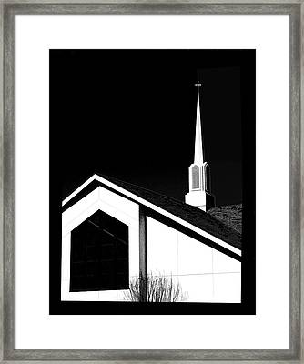 Unspoken Framed Print by Wendy J St Christopher
