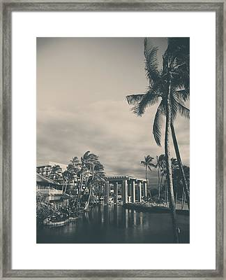 Until I Saw You There Framed Print