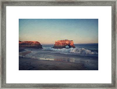 Until The Good Is Gone Framed Print