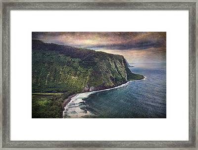 Until Then Framed Print by Laurie Search