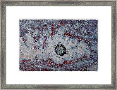 Abstract 81 Framed Print