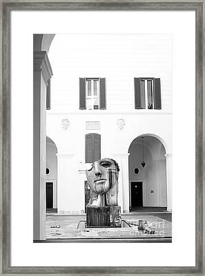 Untitled # 4108 Framed Print by Floyd Menezes