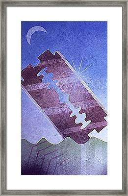 Untitled 0002 Framed Print by Phil Rodriguez