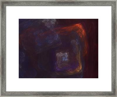 Untitled 01-12-10-a Framed Print by David Lane
