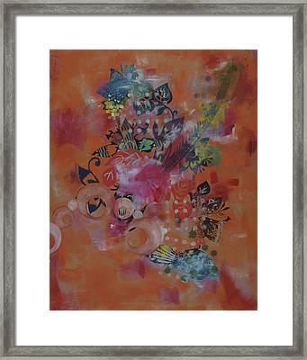 Untitled 010 Framed Print by Gloria Von Sperling