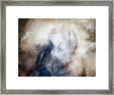 Untitled #0243, From The Soul Searching Series Framed Print