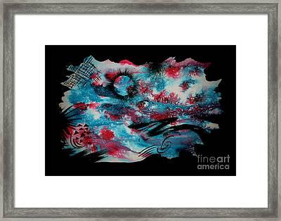 Untitled-100 Framed Print