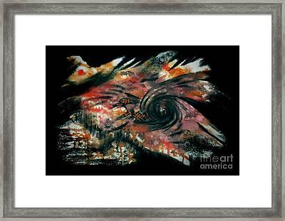 Untitled-101 Framed Print