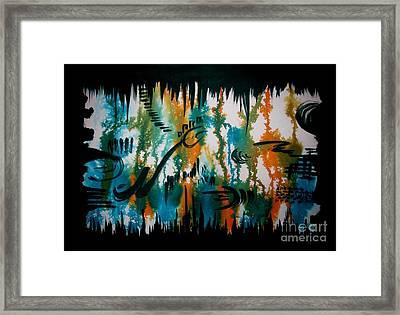 Untitled-103 Framed Print