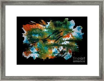 Untitled-106 Framed Print
