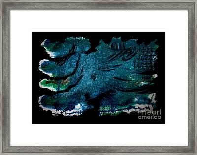 Untitled-108 Framed Print