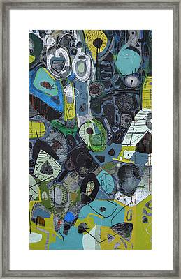 Untitled 11 Framed Print by Pankaj Kumar  Singh