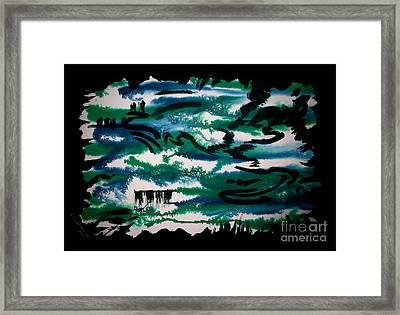 Untitled-111 Framed Print