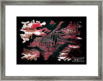 Untitled-113 Framed Print