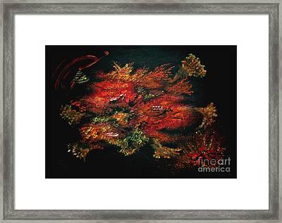 Untitled-134 Framed Print