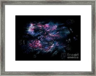 Untitled-135 Framed Print