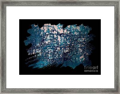 Untitled-143 Framed Print
