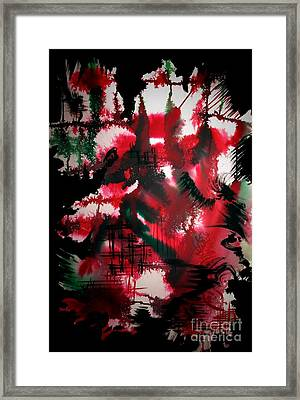 Untitled-174 Framed Print