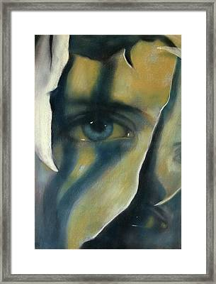 Untitled #19 Framed Print by Laurie Cooper