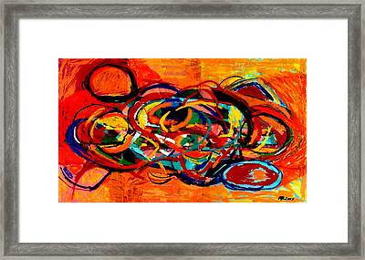 Untitled 2 Framed Print by Paul Freidin