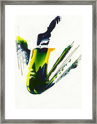 Untitled -23 Framed Print by Thomas Lupari