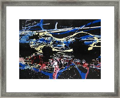 Untitled 3 Framed Print by Paul Freidin