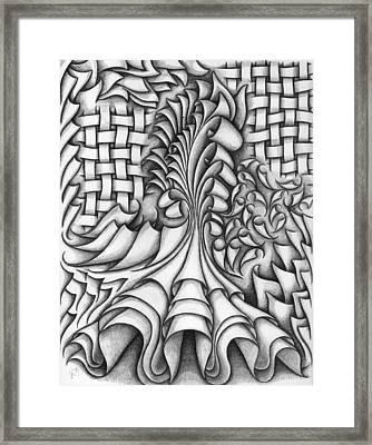 Untitled 43 Framed Print