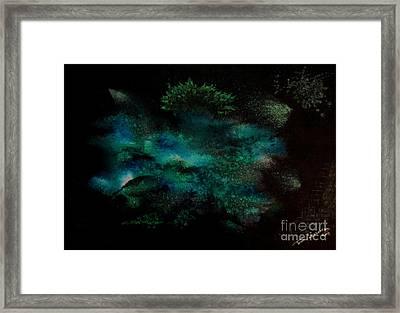 Untitled-50 Framed Print