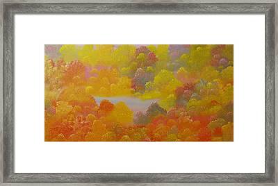 Untitled 53 Framed Print by David Snider