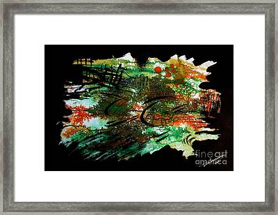 Untitled-54 Framed Print