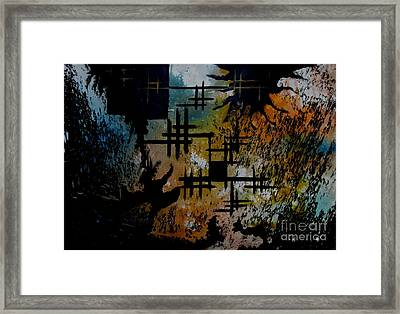 Untitled-61 Framed Print