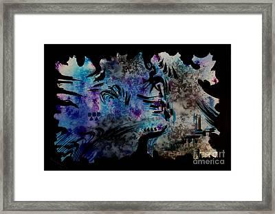 Untitled-62 Framed Print