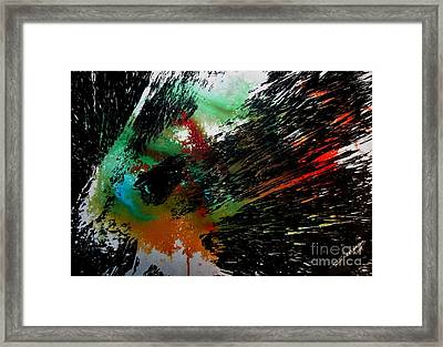 Untitled-63 Framed Print
