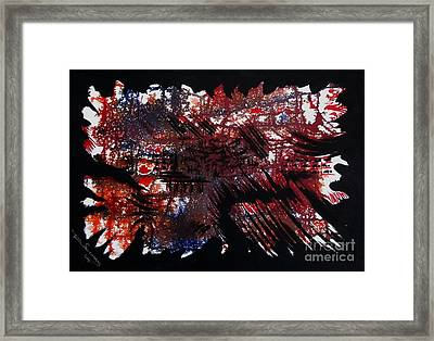 Untitled-66 Framed Print