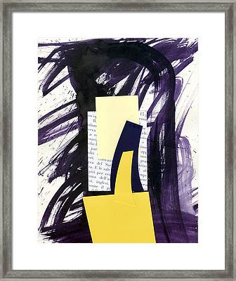 Untitled 6b Framed Print