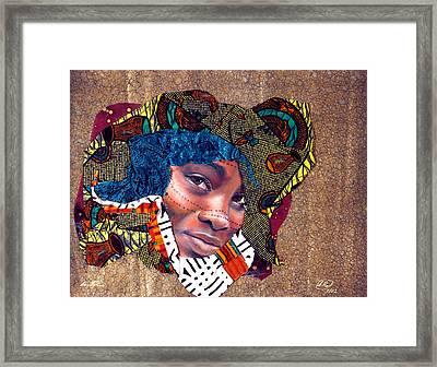 Untitled 7.1 Framed Print
