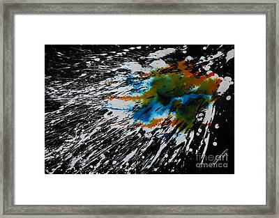 Untitled-73 Framed Print