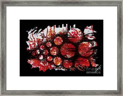 Untitled-75 Framed Print