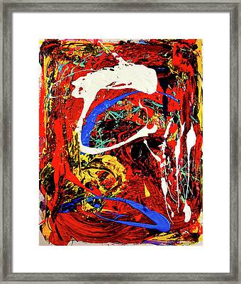 Untitled 79 Framed Print