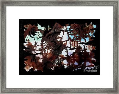 Untitled-83 Framed Print