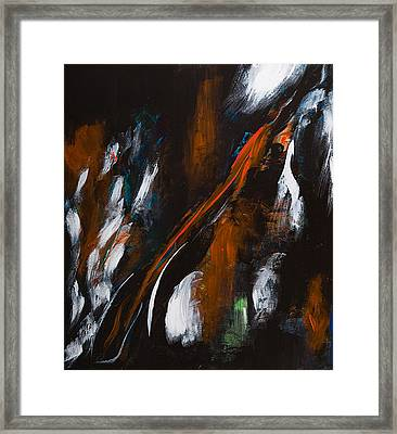 Untitled 85 Framed Print by Vladimir Kezerashvili