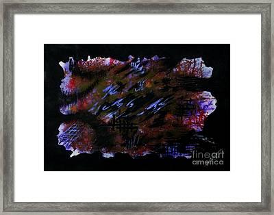 Untitled-86 Framed Print