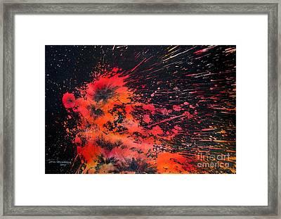 Untitled-87 Framed Print
