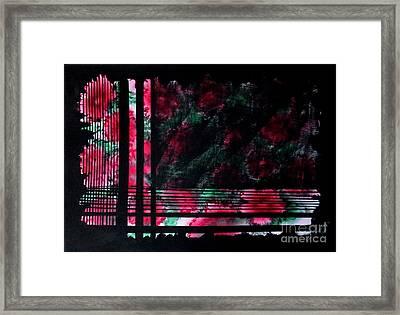 Untitled-89 Framed Print