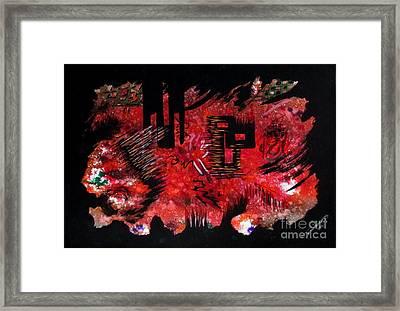 Untitled-90 Framed Print