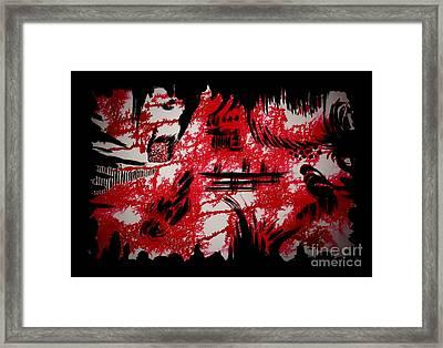 Untitled-99 Framed Print
