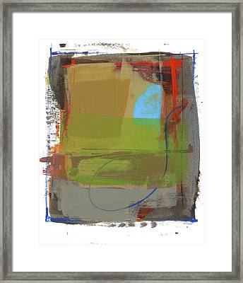 Framed Print featuring the painting Rcnpaintings.com by Chris N Rohrbach