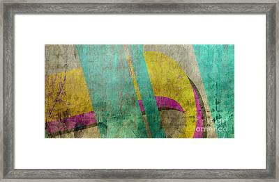 Untitled Abstract Framed Print by Edward Fielding